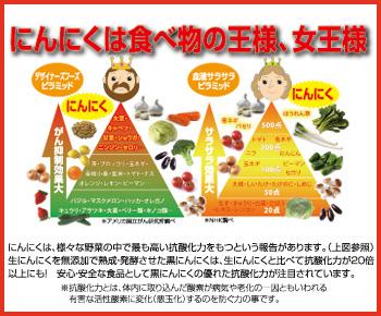 にんにく_ピラミッド